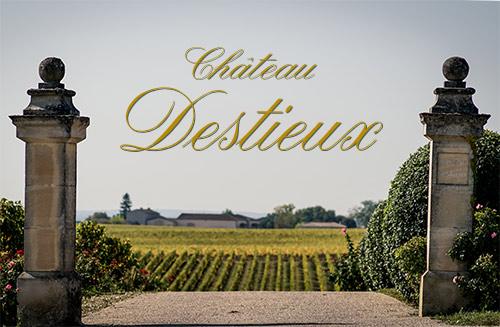 Château Destieux, Grand Cru Classé de Saint-Émilion